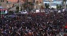 Libya halkı, TBMM'den geçen tezkereyi sevinçle karşıladı! Türk askerini bekliyorlar