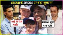 Kushal Punjabi PARTIES Two Days Before His SUICID€ Says Actor Apoorva Agnihotri |Rohit Roy EMOTIONAL