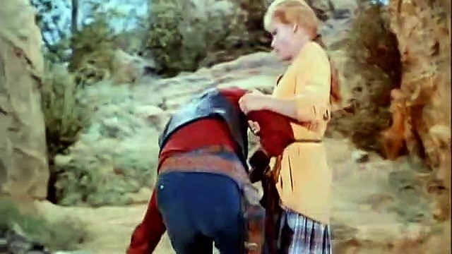 "Classic TV Westerns - Bonanza - ""The Savage"" (1960)"