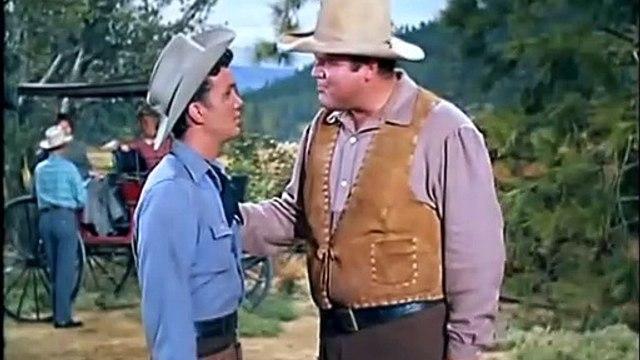 """Classic TV Westerns - Bonanza - """"The Showdown"""" (1960)"""