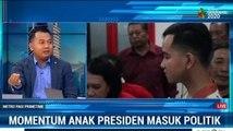 Momentum Anak Presiden Masuk Politik