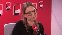 """Aurore Lalucq (Place Publique) défend l'écologie au Parlement Européen : """"L'écologie rentre au coeur du logiciel mais on dépense une énergie folle pour pouvoir faire comme avant : nous ne pourrons pas"""""""