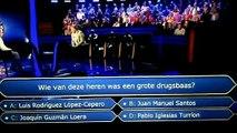 """La televisión holandesa pone a Pablo Iglesias como posible """"gran narcotraficante"""" en '¿Quién quiere ser millonario?'"""
