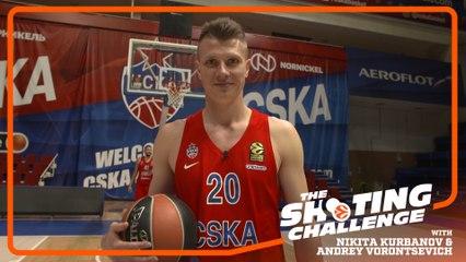 Shooting Challenge: Nikita Kurbanov & Andrey Vorontsevich, CSKA Moscow