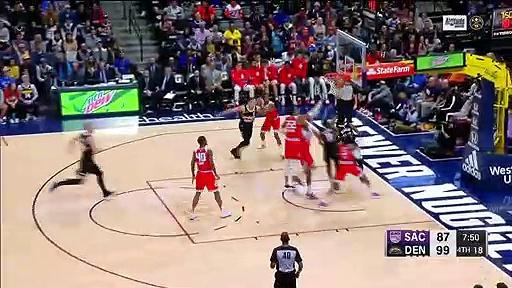NBA'de Gecenin En Güzel 5 Oyunu | 29.12.2019