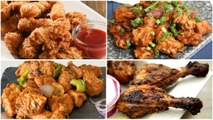 नवीन वर्षा साठी जबरदस्त पार्टी स्टार्टर रेसिपीस | Best PARTY Starters | Starters Recipes In Marathi