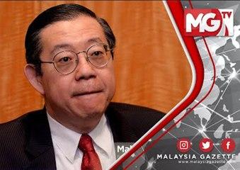 TERKINI : DAP KECEWA!! Kalau Muafakat Nasional Boleh Kenapa Dong Zong Tak Boleh? - Lim Guan Eng