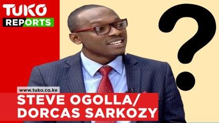 Did Steve Ogolla lie about Dorcas Sarkozy