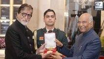 Amitabh Bachchan SLAMMED For Receiving Dadasaheb Phalke Award