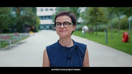 Hélène, Architect & Project Manager on Network Virtualization