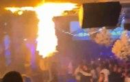 Un sapin de Noël prend feu en pleine soirée dans une boite de nuit du Pas-de-Calais