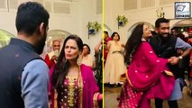 Mona Singh-Shyam Rajgopalan's Sangeet Ceremony Is Full Of Zeal And Zest