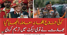 Indian Army chief General Bipin Rawat named India's first Chief of Defence Staff