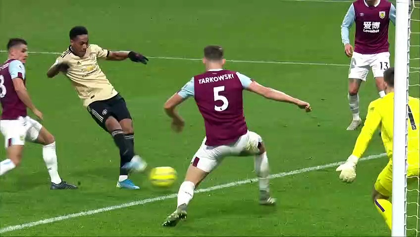 Burnley - Manchester United (0-2) - Maç Özeti - Premier League 2019/20