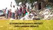 Githunguri residents protest over garbage menace