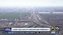 Loop 202 South Mountain freeway now open
