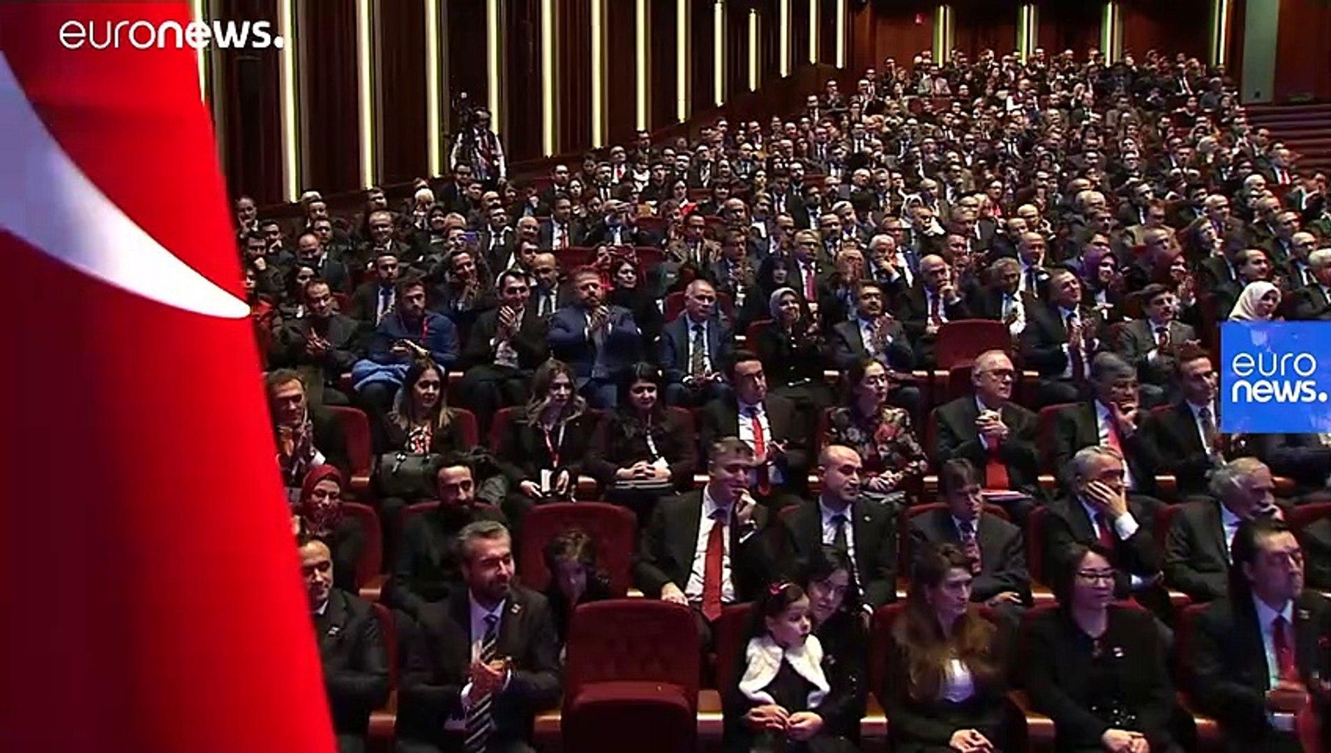 Erdoğan: Hedefimiz Antarktika'nın geleceğinde söz sahibi olmak