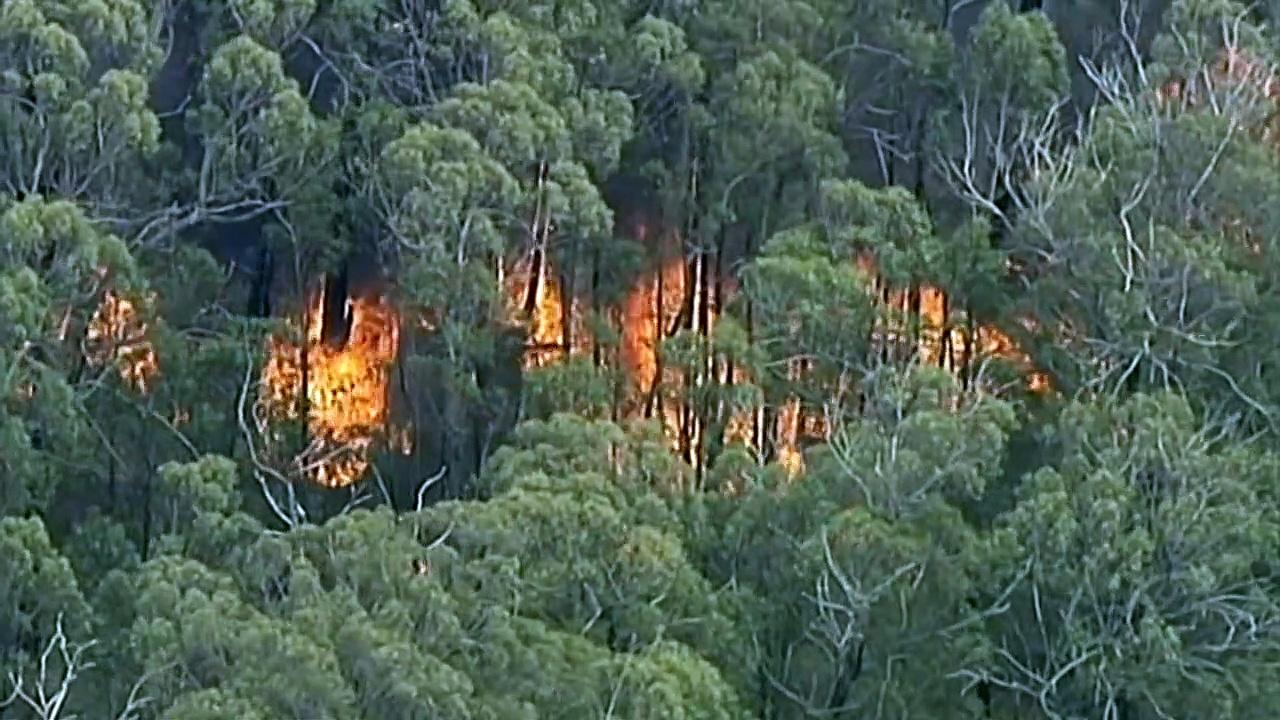 La ola de calor aviva el fuego en Australia y las llamas alcanzan Melbourne