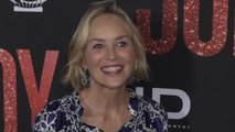 Sharon Stone Was Kicked Off A Popular Dating App