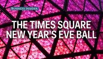 The surprising reason Americans drop a ball on New Year's Eve