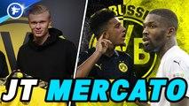 Journal du Mercato : le Borussia Dortmund ne s'arrête plus