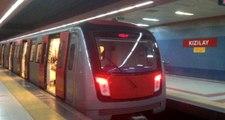 Ankara'da ulaşıma yılbaşı düzenlemesi yapıldı