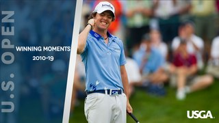 What a Decade: The Winning Moments from all U.S. Opens of the 2010's (Golf)