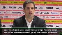 """Monaco: Moreno: """"Aucune appréhension"""""""