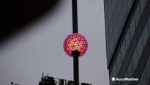 Why is a ball dropped in Times Square on New Year's Eve?