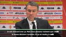 """Monaco: Petrov: """"Un gâchis financier"""""""