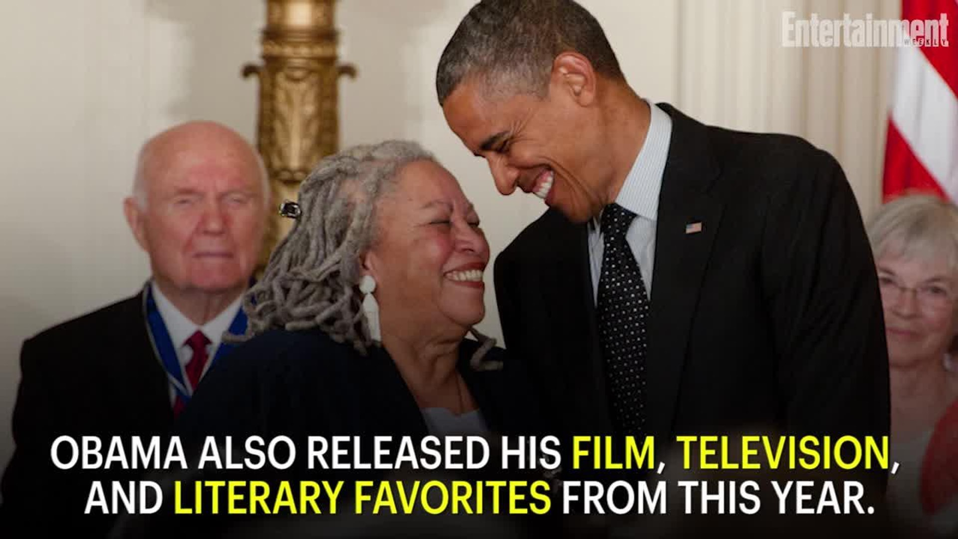 Barack Obama Dropped His List Of 2019 Favorites Including Songs, Books, Movies, And Tv Shows.