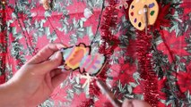 Christmas Joy Series 5 Twelve Days of Christmas Video One Art Creation Day