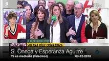"""Esperanza Aguirre ya lo tenía claro: """"Los andaluces no son tontos, no querían a Maduro"""""""