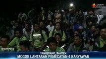 Pekerja <i>Ground Handling</i> Bandara Soekarno-Hatta Mogok Kerja