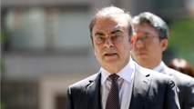 Carlos Ghosn Flees To Lebanon
