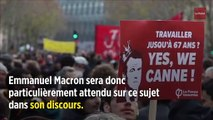 Retraites : Macron devrait réaffirmer son « ambition forte » lors de ses vœux