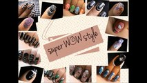 Sequin Nail Art ✦ Musical Nails !