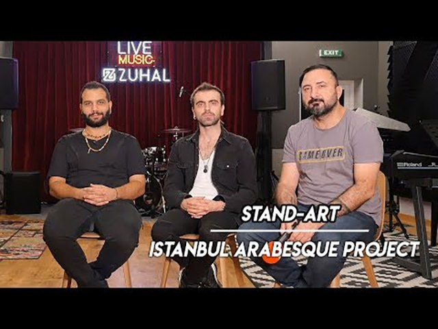 Istanbul Arabesque Project   STAND-ART
