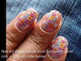 Water Decals Nail Art_ How to Use DIY Nail Decals