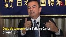 Assigné à résidence, Carlos Ghosn a malgré tout quitté le Japon quitté le Japon