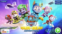 PAW Patrol Air and Sea Adventures HD - Play w/ SKYE, SNOWY MOUNTAIN- By Nickelodeon