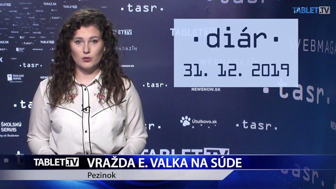 DIÁR: Silvestrovský bez cez mosty