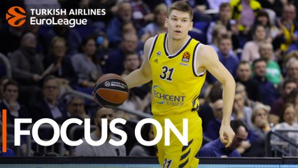 Focus on: Rokas Giedraitis, ALBA Berlin