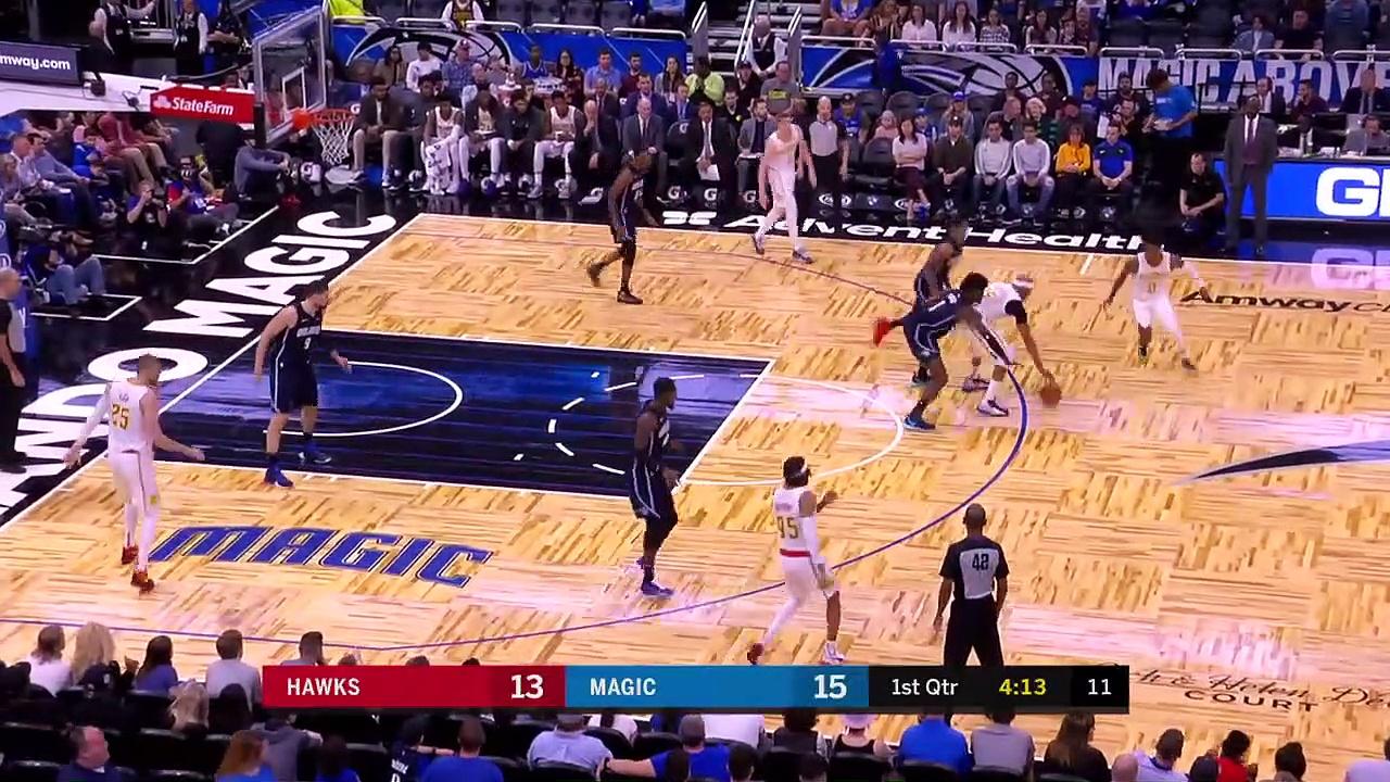 NBA'de Gecenin En Güzel 5 Oyunu | 30.12.2019