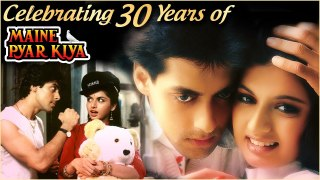 BEST Scenes Of Maine Pyar Kiya | Celebrating 30th Anniversary Of MPK | Salman Khan, Bhagyashree