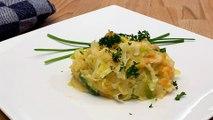 Recette : Stoemp aux carottes et poireaux