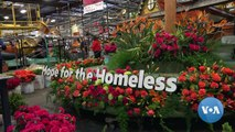 Volunteers Prepare Colorful Floats for Rose Parade | The News Track