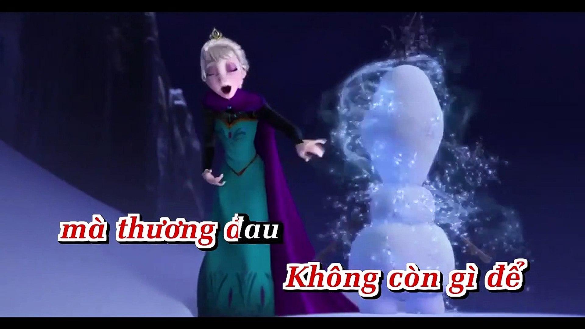 [Karaoke] Let It Go - Dương Hoàng Yến [Beat]