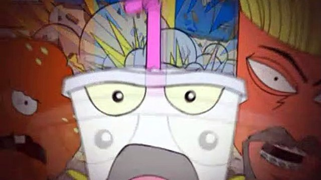 Aqua Teen Hunger Force S01E11 Bad Replicant