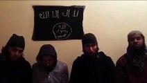 Juramento de lealtad al ISIS de los asesinos marroquíes